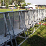 Stage Barrier back